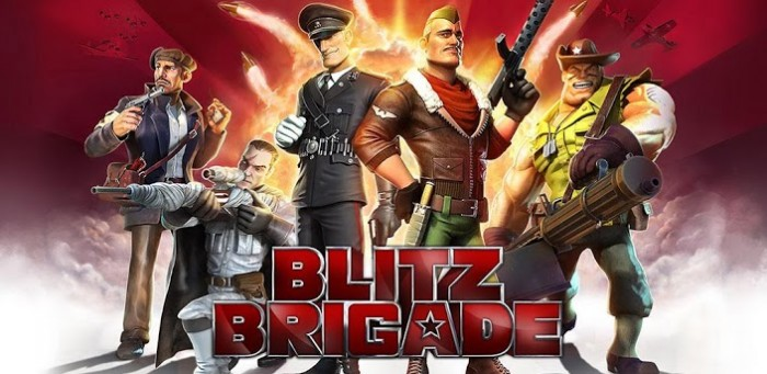 Blitz Brigade – play online multi-player in Gameloft's new first person shoot 'em up game