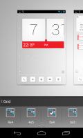 Buzz Launcher - Homescreen editing (2)