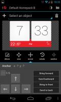 Buzz Launcher - Template configuration