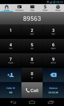 ChatTime - Dialer