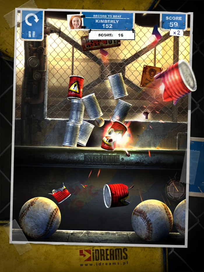 (New Game) Can Knockdown 3 hits Google Play May 16