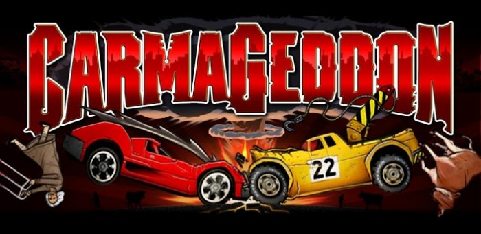 Douchebag App Alert: Carmageddon available free today only in Google Play