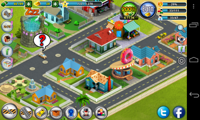 City Island – casual tycoon game, build an empire on an island