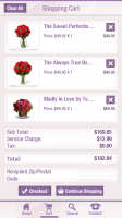 Florist One - Add To Cart