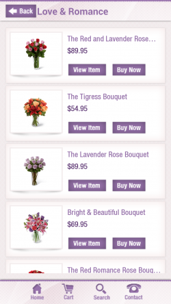 Florist One - Love and Romance Category