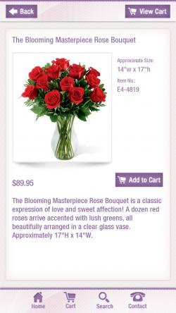 Florist One - Product Details