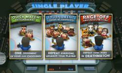 Ice Rage - Game type