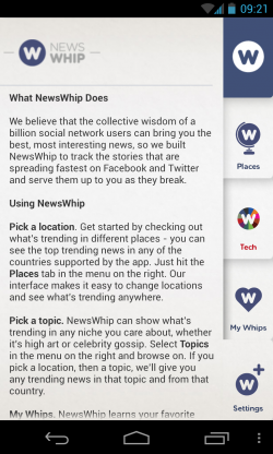 NewsWhip - About