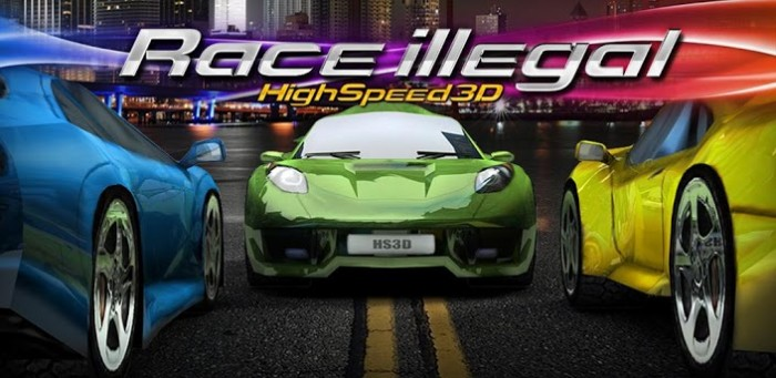 (New Game) Race Illegal speeds into Google Play