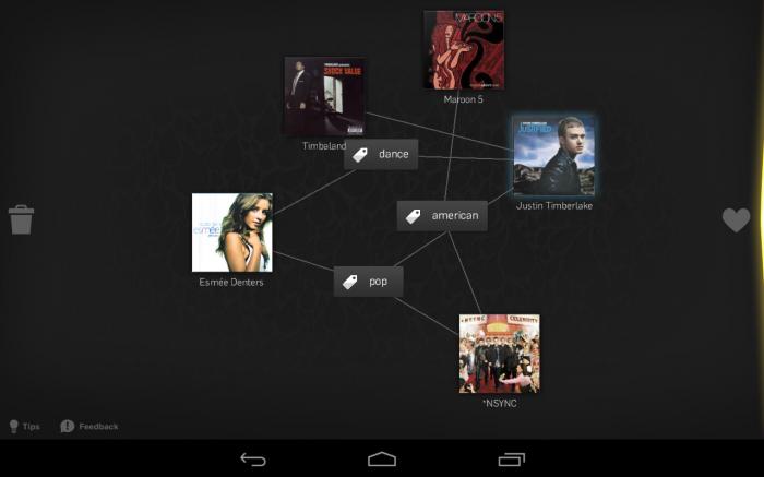 Taste Filter – slick new beta app for discovering new music