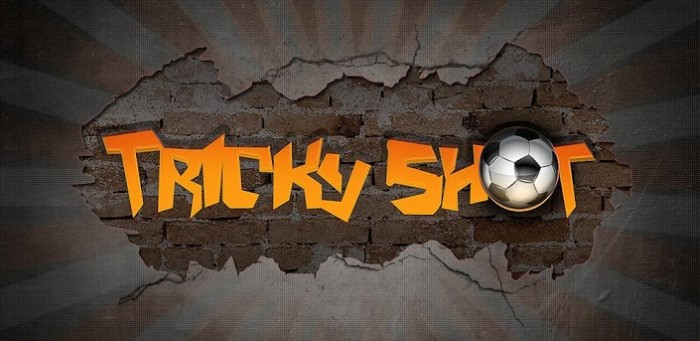 Tricky Shot – show off your soccer skills!
