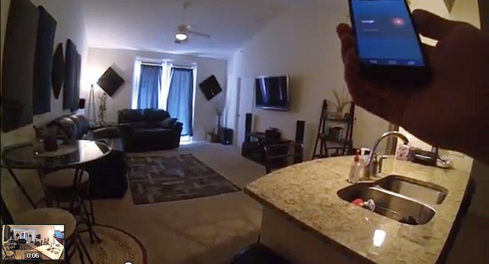 Watch this cool video of Voice Controlled Home Automation with Android phone