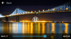 WeVideo Video Editor - Video Preview