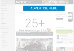 Advertising Placements: Leaderboard
