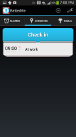 BetterMe - Social Alarm Clock - Check Ins