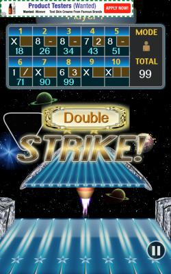 Bowling Paradise Pro FREE - Double Strike