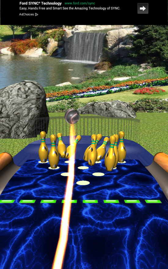 Bowling Paradise Pro FREE – play 10 pins in relaxing & exotic worlds