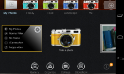 CameraAce - My Photos theme