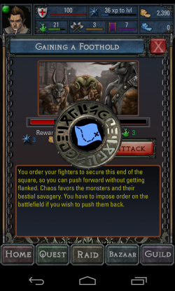 Dawn of the Dragons - Clear objectives