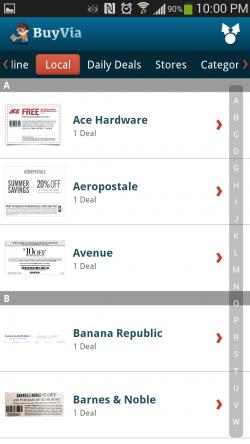 Free Find Best Price App BuyVia - Local Deals