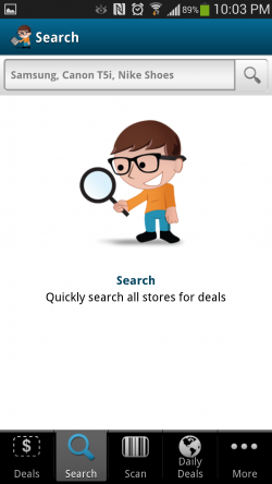 Free Find Best Price App BuyVia - Search