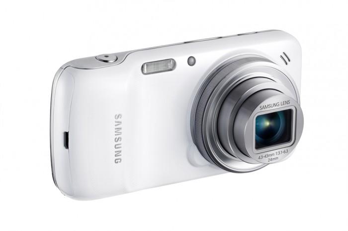 GALAXY S4 zoom - Lens
