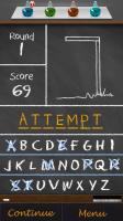 Hangman Free - Gameplay 1