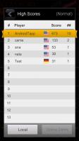 Hangman Free - Score Leaderboards