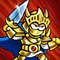 One Epic Knight – you wouldn't believe the funny things the hero says in this super addictive running game!