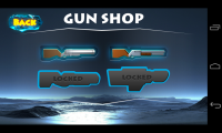 Invaders from Antarctica - Gun shop
