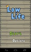 Low Life - Start menu