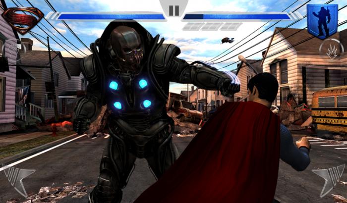 Man of Steel - Gameplay 2