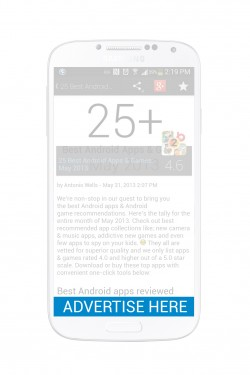 Mobile Ad Placement