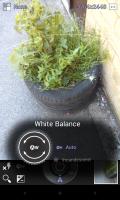 PerfectShot - White balance
