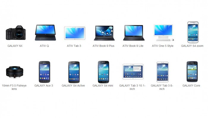 Samsung announces Android/Windows hybrid tablet, DSLR Android camera & more