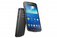 Samsung Galaxy S4 Active - Front and Back