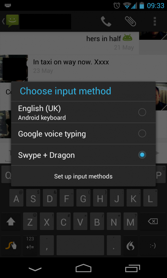 Android 101: How to change your keyboard
