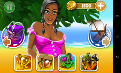 Shake Islands Adventure - Gameplay menu