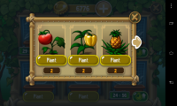Shake Islands Adventure - Grow your own ingredients