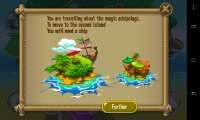 Shake Islands Adventure - Tutorial (1)