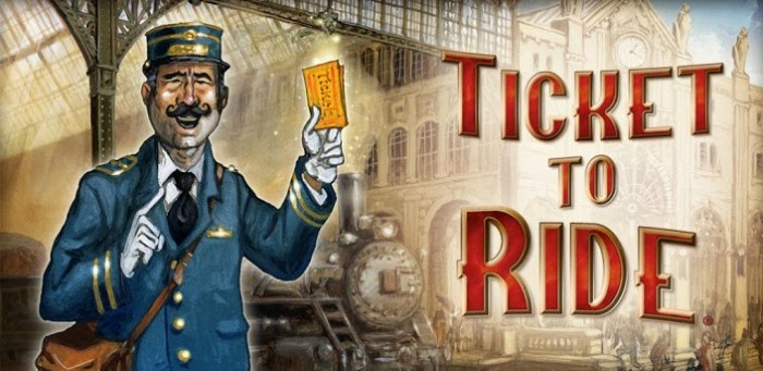 Ticket to Ride – a cross country train adventure now available on Google Play