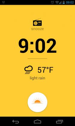 Warmly - Alarm