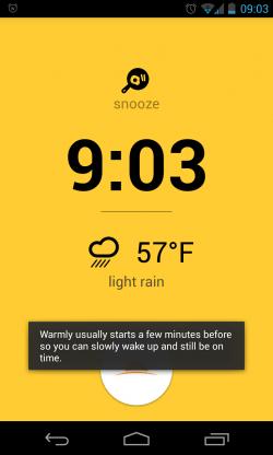 Warmly - Notice