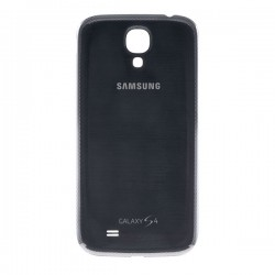 Wireless Charging Cover - Black - Back