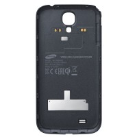 Wireless Charging Cover - Black - Inside