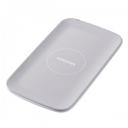 Wireless Charging Pad - Angle View