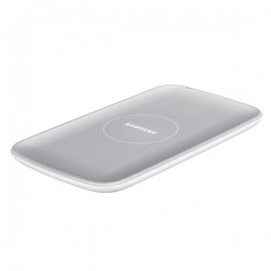 Wireless Charging Pad - Low Angle View 2