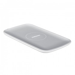 Wireless Charging Pad - Low Angle View