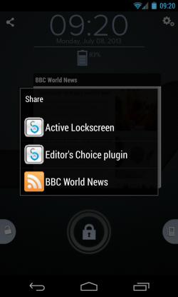 Active Lockscreen - Cool assortment of themes (3)