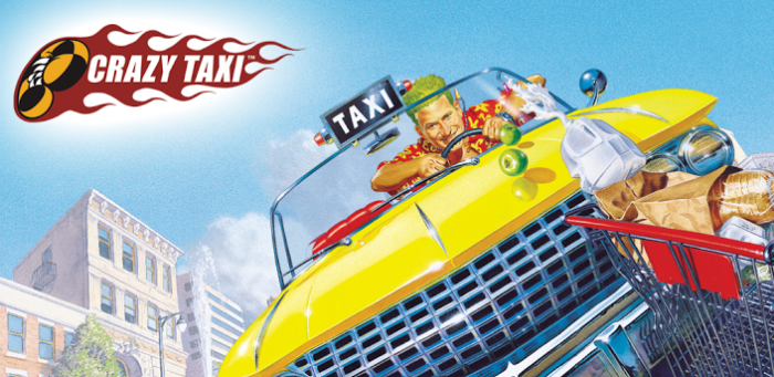 Crazy Taxi crashes onto Android!